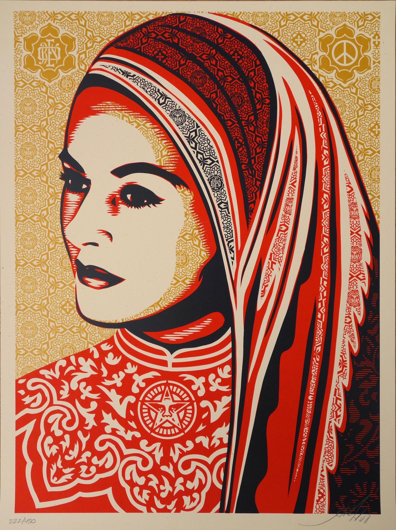 Peace Woman 2008